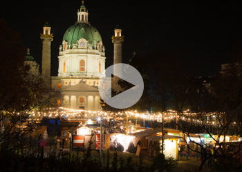 Art Advent Karlsplatz