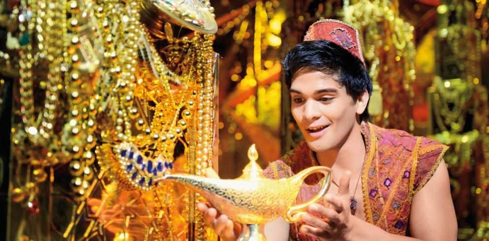 Disney's ALADDIN Musical