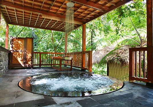 Nandini Resort & Spa Whirlpool