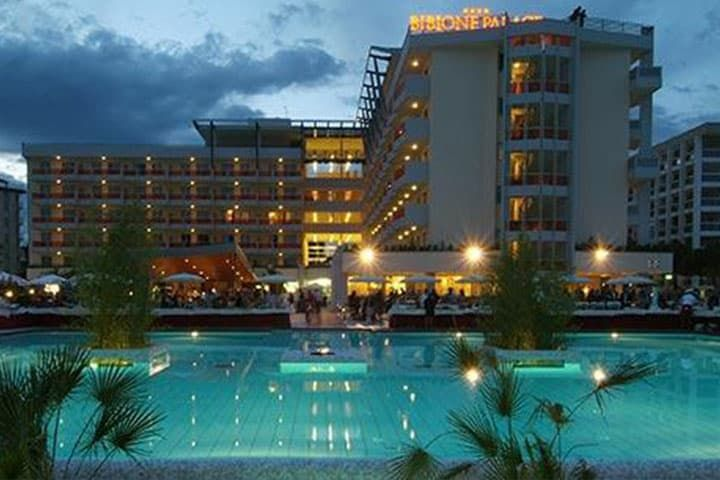 Bibione Palace Hotel Pool