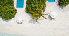 Faarufushi Maldives Resort Strand