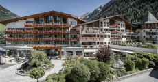 Central Hotel Soelden Anlage