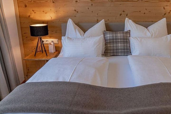 Skylodge Alpine Homes Zimmer