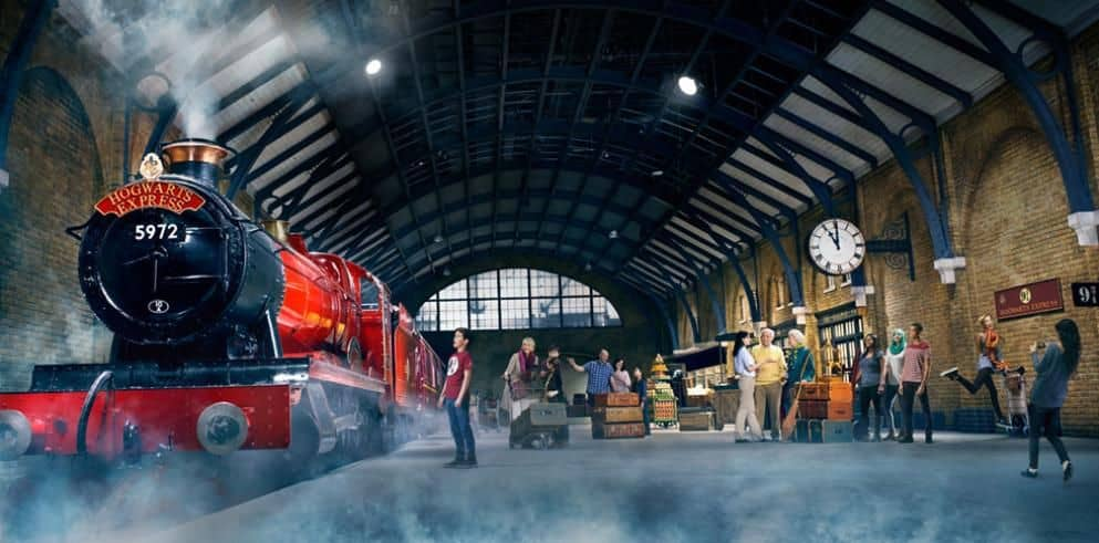 Warner Bros. Studios - The Making of Harry Potter™