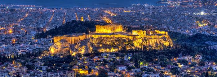 Adventwochenende in Athen: 2 Nächte im 3*Hotel inkl. Direktflug um 227€