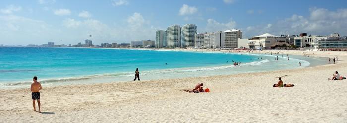 Günstiger Gabelflug nach Mexico: 14 Tage Cancun im Dezember um 480€ hin und zurück