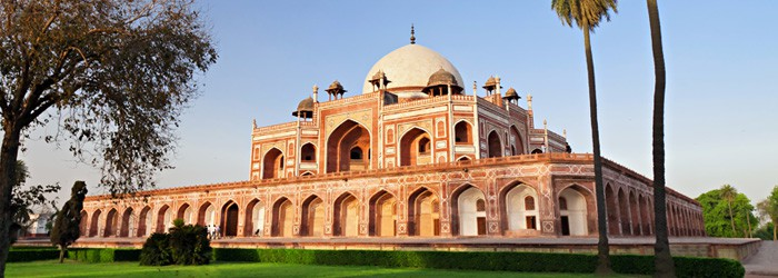 Delhi (Indien): 1 Woche (7 Nächte) im 3-Sterne Hotel inkl. Flug um 455€
