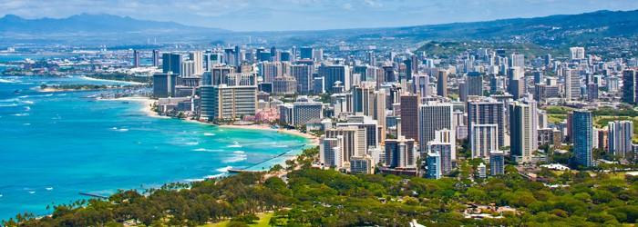 Flug: Wien – Hawaii (Honolulu) – Wien um nur 459 €