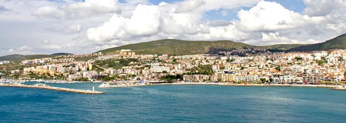 Türkei (Türkische Ägäis): 7 Tage im 4* Hotel direkt am Strand + All Inklusive + Flug + Transfer um 491 Euro
