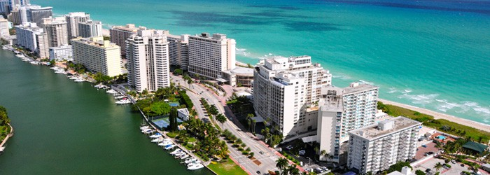 Miami: Flug (ab Wien) + 10 Tage Mietwagen ab September 2013 um nur 698 Euro pro Person!