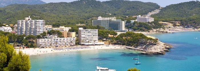 Lastminute nach Mallorca: eine Woche in Paguera inkl. Frühstück, Transfer und Flug um 328€