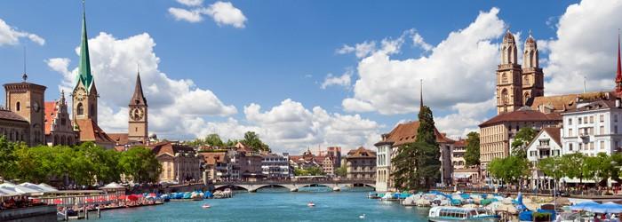 Adventwochenende in Zürich: 2 Nächte im zentralen 4*Hotel inkl. Direktflug um 179€