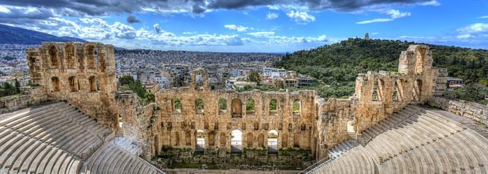 Athen: 3 Nächte im zentralen 3*Hotel + Direktflug von März-Mai ab 228€