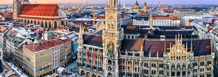 München: Silvester im 4-Sterne Hotel inkl. Frühstück & Neujahrsskispringen in Garmisch um 69€