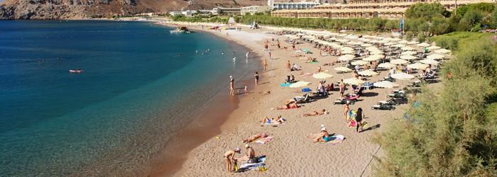 Rhodos: 1 Woche im 4*Hotel inkl Halbpension, Direktflug und Transfer im Mai um 360€