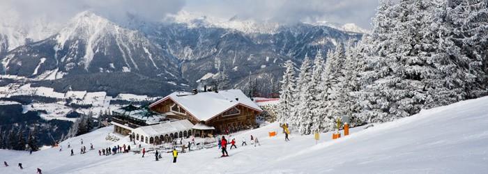 Skiopening in Schladming Ende November: 2 Nächte im modernen 3*Hotel inkl. Halbpension um 138€