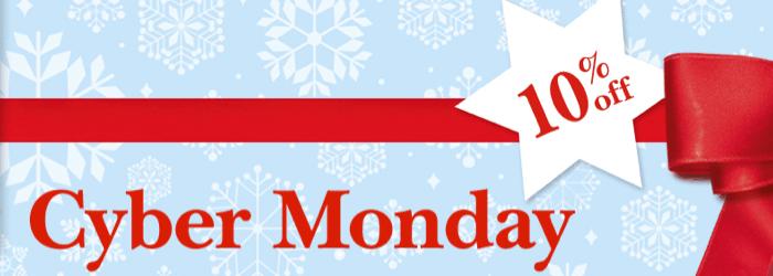 Austrian Cyber Monday am Montag den 2. Dezember 2013 – 10% auf alle Flüge!
