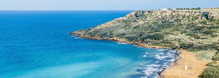 Malta im Juni: 1 Woche im 4*Hotel inkl. Frühstück, Transfer und Direktflug um 383€