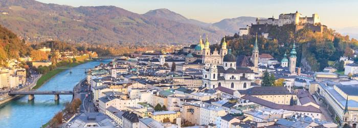 Salzburg: 2 Nächte im Austria Trend 3-Sterne Hotel + Frühstücksbuffet um 49,50€ pro Person!