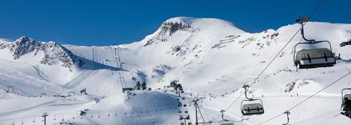 Schneebärenland (Steiermark): 2-7 Nächte inkl. Frühstück, Skipass (5 Skigebiete – 113 Pistenkilometer) ab nur 99€
