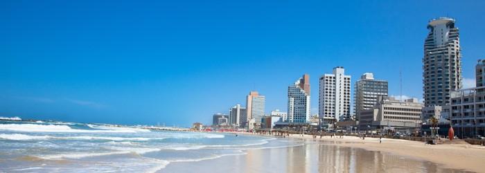 Tel Aviv: 4 Nächte im zentralen Hotel inkl. Flug von Februar-April übers Wochende um 354€