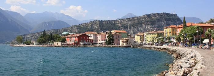 Torbole (Gardasee): 5 Nächte im 3*Hotel inkl. Halbpension von April – Oktober ab 179€