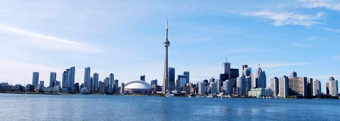 Toronto Urlaub