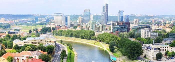 Vilnius Reise