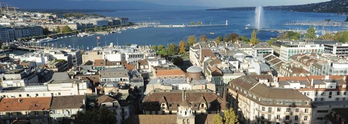 Genf Städtereise