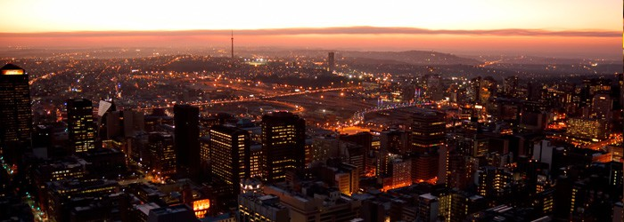Johannesburg: 1 Woche im 4* Hotel inkl. Frühstück und Flug ab 658 Euro pro Person von Jänner – März