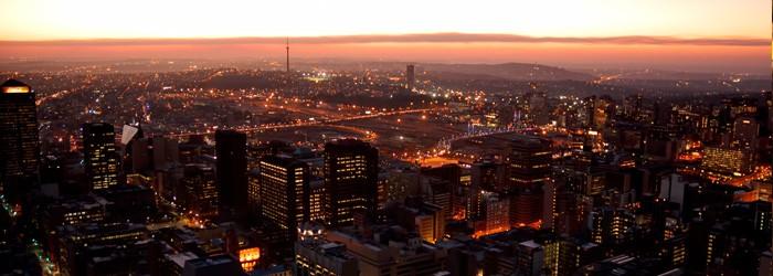 Johannesburg Urlaub