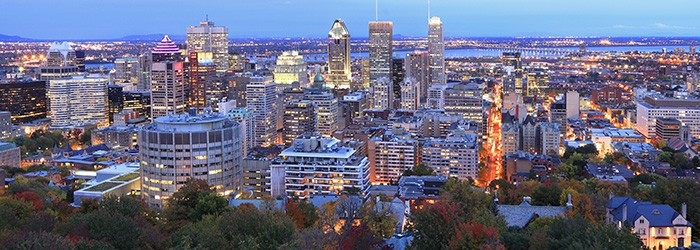 Montreal Urlaub