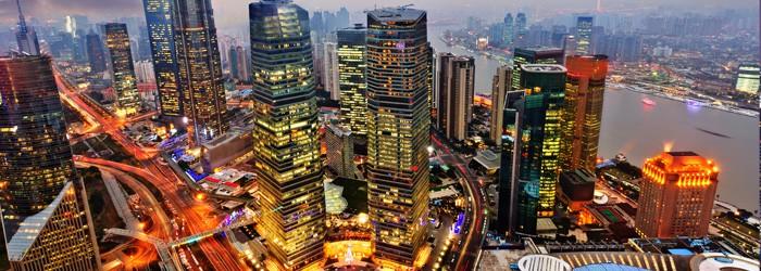 Shanghai: 1 Woche im zentralen 5*Hotel inkl. Flug von März-Mai ab 877€