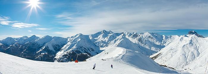 Ski und Wellness in Kaprun: 3 Nächte übers Wochnende im 4*Hotel inkl. Frühstück im Februar um 167€