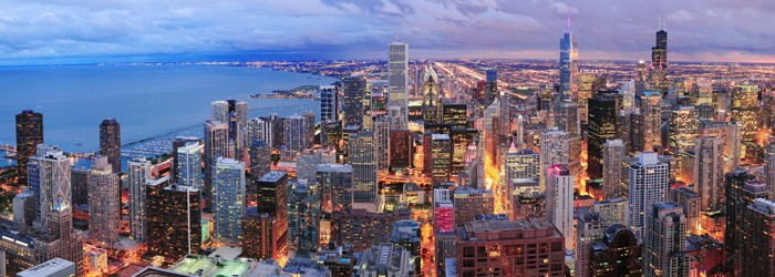 Chicago Urlaub