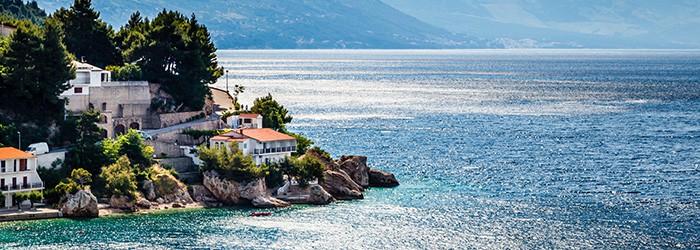 Hotel Miramar oder Allegro – Rabac – Kroatien