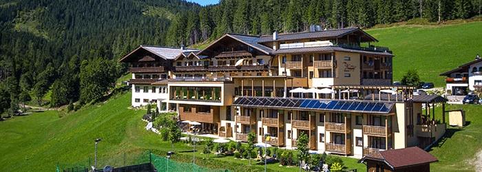 Urlaub in Filzmoos: 4 Nächte im ausgezeichneten 4* Hotel inkl. Halbpension + Wellness um 199 Euro pro Person