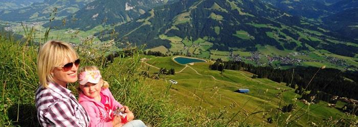 Tirol: 3, 4 oder 7 Nächte im 3* Hotel im Brixental + All Inclusive Verpflegung ab 139 Euro pro Person von Mai – Oktober