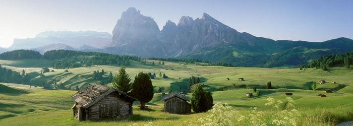 Südtirol: 3, 4 oder 7 Nächte im 3* Hotel inkl. Halbpension und Wellness ab 119 Euro pro Person von Juni – Oktober