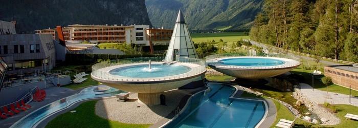 Aqua Dome Gutschein