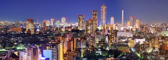 Tokio Urlaub