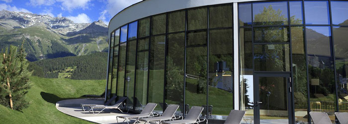 Wellness im Dreiländereck: 3, 4 oder 7 Nächte im 4* Hotel in Tirol inkl. Halbpension + Wellness ab 189€ p.P. von Juli – Dezember
