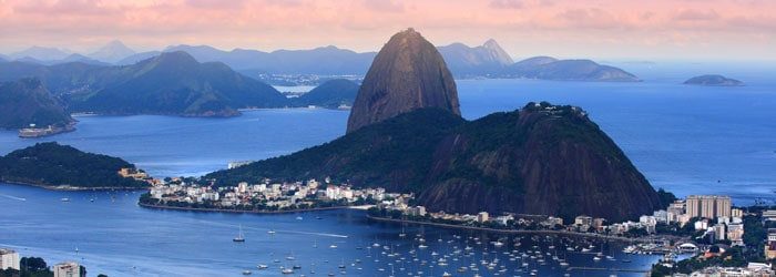 Wien – Rio de Janeiro – Wien um 569 Euro mit AirFrance / KLM (Reisezeitraum ab 21. August 2014)