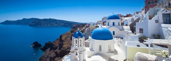 Tagesausflug nach Santorini: Verbringt den Pfingstmontag in der schönen Stadt Oia um 99€