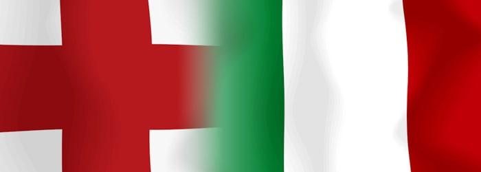 WM-Special England vs. Italien: Flug + 3 Nächte im 3* Hotel in London ab 259€ p.P. oder in Rom ab 190€ p.P.