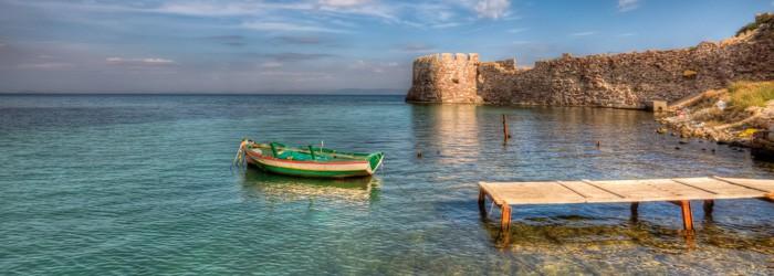 Lesbos: 7 Nächte im 3* Hotel inkl. Halbpension, Flug und Transfer ab 512 Euro pro Person im Juli
