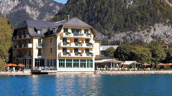 Fuschlsee Hotel Seerose