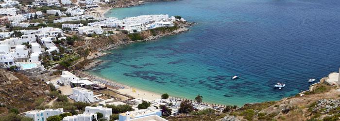 Mykonos: 7 Nächte im 4* Hotel inkl. Frühstück, Flug und Transfer ab 500 Euro pro Person im September / Oktober