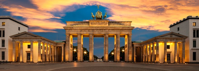 Berlin in den Sommerferien