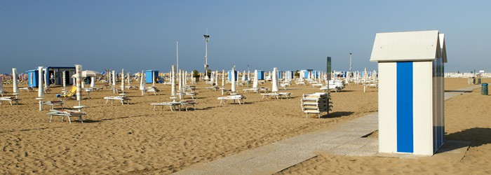 Bibione: 1 Woche im 3*Appartment Anfang September ab 287€